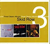 3 Classic Albums Skid Row Slave to the Grind 40 Seasons the Best of Skid Row