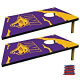 University of Northern Iowa Corn Hole Bag Toss Game (Design 1)