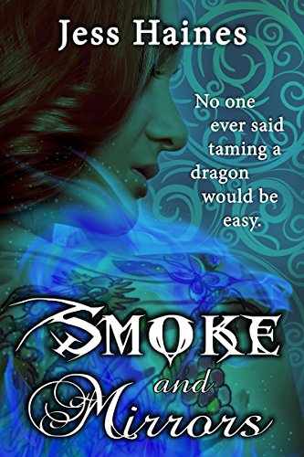 Book: Smoke and Mirrors - Blackhollow Academy Book 1 by Jess Haines