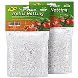 VIVOSUN 2 Pack Heavy Duty Polyester Plant Trellis
