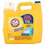 ARM & HAMMER Clean Burst Liquid Laundry Detergent, 255 fl oz (1)