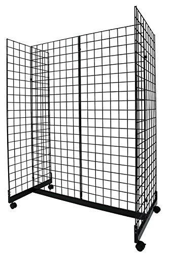 Black Grid Gondola Unit