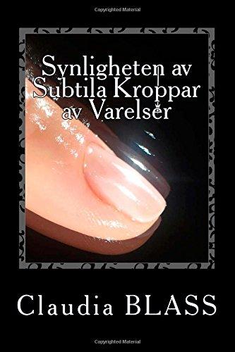 Download Synligheten av Subtila Kroppar av Varelser: Synligheten av Subtila Kroppar av Manniskan (Swedish Edition) PDF