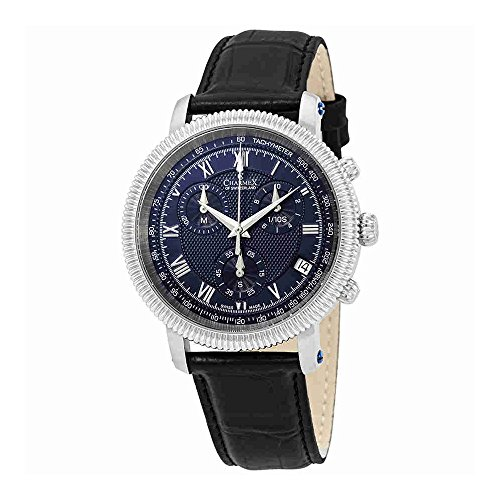 Charmex President II Chronograph Blue Dial Mens Watch 2992