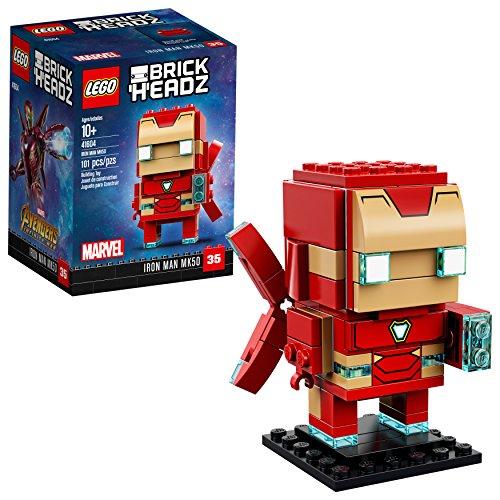 LEGO BrickHeadz Iron Man MK50...
