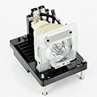 GOLDENRIVER SP-LAMP-082 Replacement Lamp with Original Bulb and Generic Housing for Infocus IN5552L IN5554L IN5555L Projectors