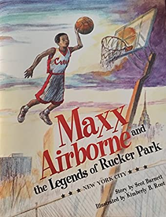 Maxx Airborne and the Legends of Rucker Park