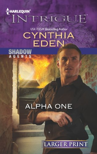 book cover of Alpha One