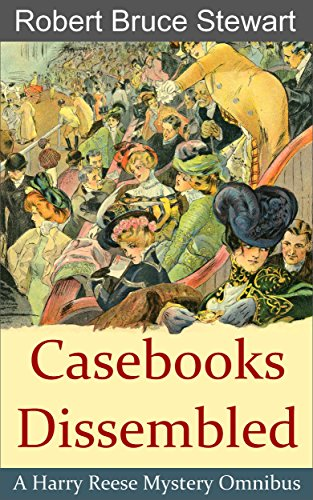 casebooks-dissembled-omnibus-i-harry-reese-mysteries
