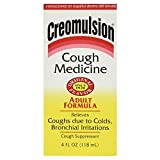 Creomulsion Adult Cough Medicine, 4 Ounce (Pack of 48)
