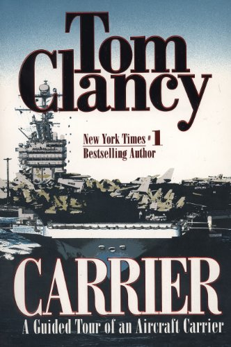 Carrier (Tom Clancy's Military Referenc Book 6)