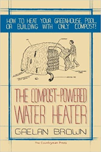 Pool The Compost Powered Water Heater Or Small House With Only Comp How To Heat Your Greenhouse