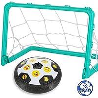 Totem World Kids Toys Hover Emoji Soccer Ball Set with 2...
