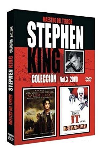 Pack stephen king 3 (2 dvds): Amazon.es: Cine y Series TV
