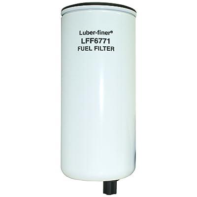 Luber-finer LFF6771-6PK Heavy Duty Fuel Filter, 6 Pack: Automotive [5Bkhe1000629]