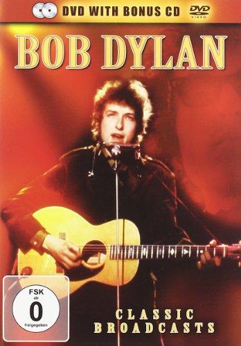 Bob Dylan: Classic Broadcasts (+CD) [DVD] (Player Cd Miniature)