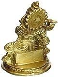 Statues Hindu Religious Brass Sculpture Lord Krishna
