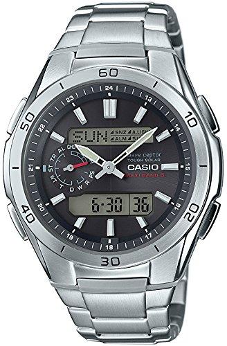 [カシオ]CASIO 腕時計 ウェーブセプター 電波ソーラー WVA-M650D-1AJF メンズ B012FC4Y2A