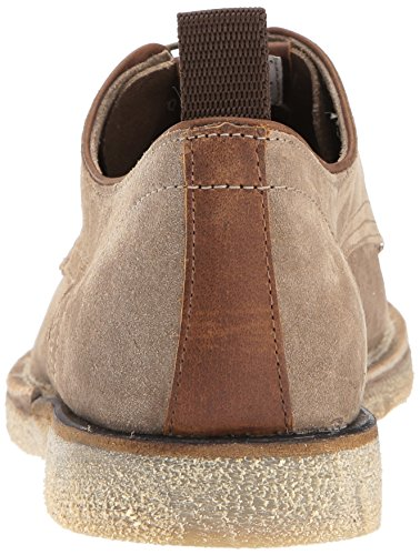 Steve Madden Heren Lowman Oxford Taupe Suede