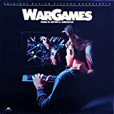 Arthur B. Rubinstein - Wargames (Original Motion Picture Soundtrack) - Polydor - POLD 5124