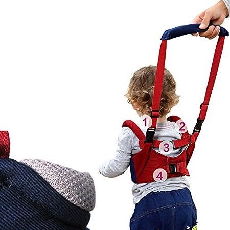 Handheld Bebé Walker, iceblueor seguro para caminar Asistente ...