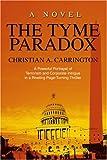 The Tyme Paradox, Christian Carrington, 059529961X