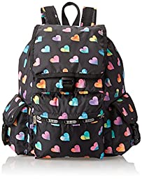 LeSportsac Voyager Bag, Wild At Heart,One Size