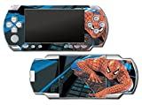 Amazing Spider-Man Spiderman 1 2 3 Cartoon Movie Video Game Vinyl Decal Skin Sticker Cover for Sony PSP Playstation Portable Original Fat 1000 Series System by Vinyl Skin Designs