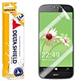 Acer Liquid Jade Primo Screen Protector [3-PACK], DeltaShield BodyArmor - Premium HD Ultra-Clear Cover Shield with Lifetime Warranty Replacements - Anti-Bubble & Anti-Fingerprint Military-Grade Film