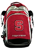 Broad Bay NC State Harrow Field Hockey Backpack NC State Wolfpack Hockey Gear Bag Red