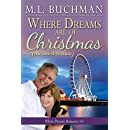Where Dreams Are of Christmas (sweet): a Pike Place Market Seattle romance (Where Dreams - sweet Book 3)