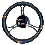NCAA Kansas Jayhawks Steering Wheel Cover