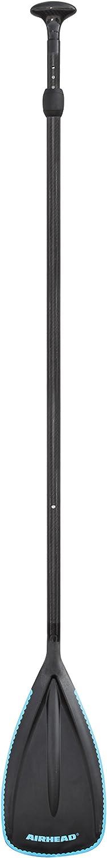 AIRHEAD SUP Soft Edge Paddle Adjustable Carbon Composite 3 pc