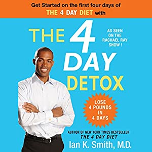 The 4-Day Detox | Livre audio