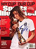 Tobin Heath US WOMEN'S SOCCER World Cup Autographed Sports Illustrated magazine 7/20/15