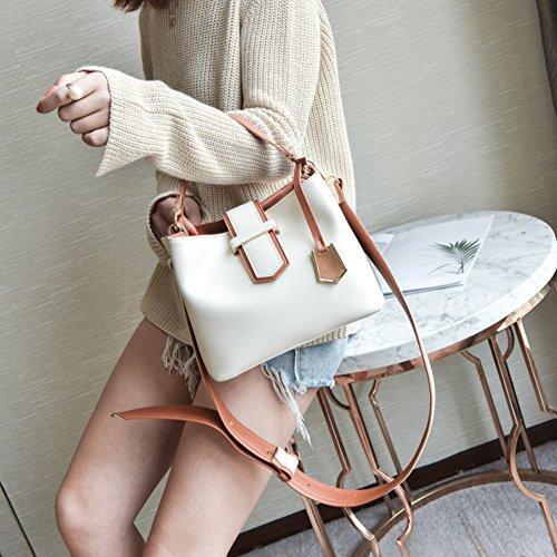 A For Shoulder Handbag handle Bag Girls Top Bucket Crossbody Women's Bags Bags Bag Casual PqUxpaOw