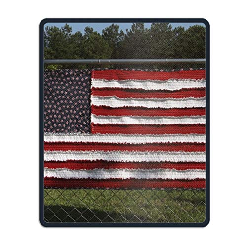 American Flag Gaming Mouse Pad Custom Stylish Mousepad - Clubhouse Padres
