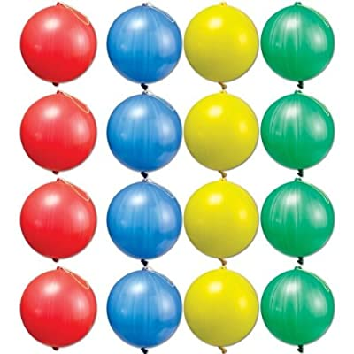 Punch Balloons Party Supplies | Party Favor | Pack of 14: Toys & Games [5Bkhe0306179]