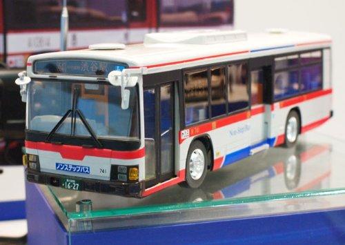 スカイネット 1/32 RC バス No.05 東急バス 日野ブルーリボンII (路線)