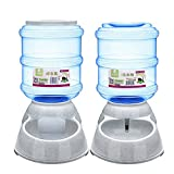 LVSEHUIYI 3.5L Automatic Pet Feeder Large Capacity Tableware Dogs Cats Feeder Food Bowl Dispenser Animal Pet Automatic Food and Water one size
