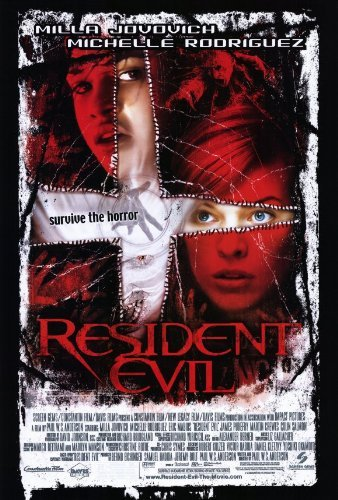 Resident Evil POSTER Movie (27 x 40 Inches - 69cm x 102cm) (2002) (Style B)