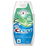 Crest Complete Whitening + Scope Liquid Gel, Minty Fresh - 100 ml