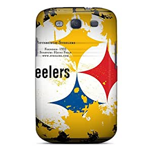 New Arrival Case Cover With HlL156iKaF Design For Galaxy S3- Pittsburgh Steelers