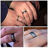 Shuremaster 8mm Tungsten Carbide Wedding Ring