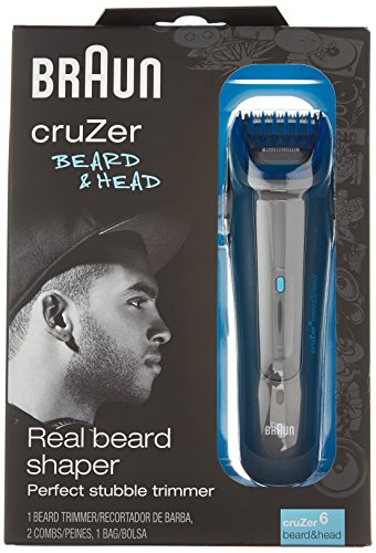 braun cruzer 6 beard and head trimmer 1 count health and beauty in the uae see prices. Black Bedroom Furniture Sets. Home Design Ideas