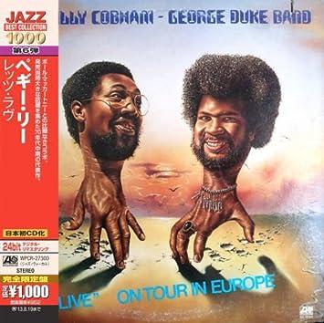 Live On Tour In Europe Billy Duke George Band Cobham Amazon