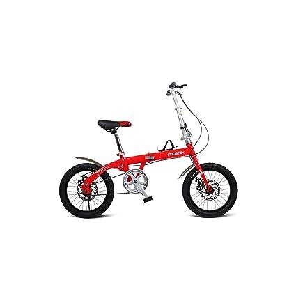 DT Bicicleta para niños 6-7-8-9-10 años Carro de