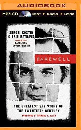 Farewell: The Greatest Spy Story of the Twentieth Century by Brilliance Audio