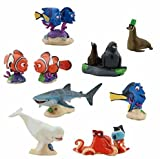 Disney (Disney) Finding Dory Deluxe Figure Play Set Dawley Deluxe Figure Set [parallel import goods]