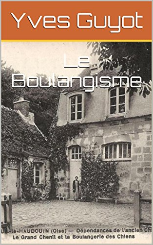 Le Boulangisme (French Edition)